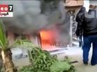 Ataque contra boate deixa mortos no Egito