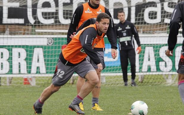 Botti, meia do Figueirense (Foto: Luiz Henrique, Divulgação / FFC)