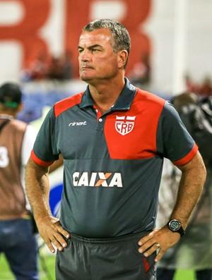 CRB x Oeste, no Rei Pelé - Mazola Júnior (Foto: Ailton Cruz/Gazeta de Alagoas)