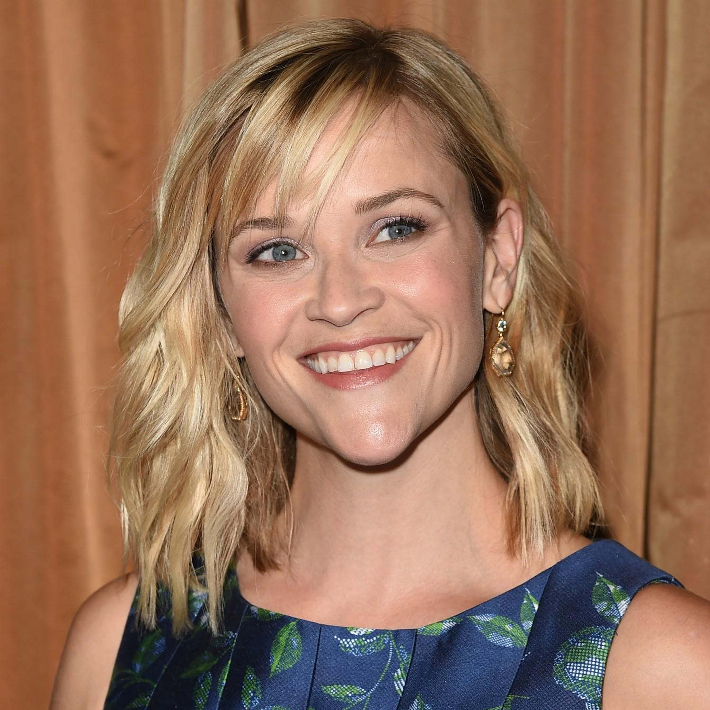 Laura Jeanne Reese Witherspoon é muito comprido. A atriz ficou só com os dois últimos nomes. (Foto: Getty Images)