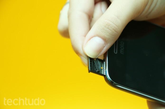Moto G5 Plus (Foto: Anna Kellen Bull/TechTudo)