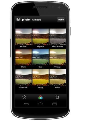 Novo aplicativo do Twitter para iPhone e Android conta com recurso de filtros em fotos (Foto: Divulgação)