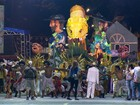 'Canto da Alvorada' é a campeã do carnaval