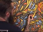 Exposição 'Sk8-Hi Art' pode ser visitada em Sorocaba