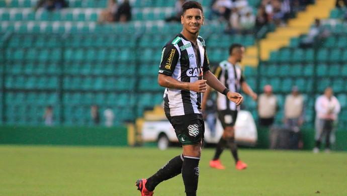 Marcelinho Figueirense (Foto: Luiz Henrique/FFC)