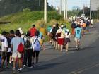 Cristãos caminham 100 km em quatro dias nos 'Passos de Anchieta'