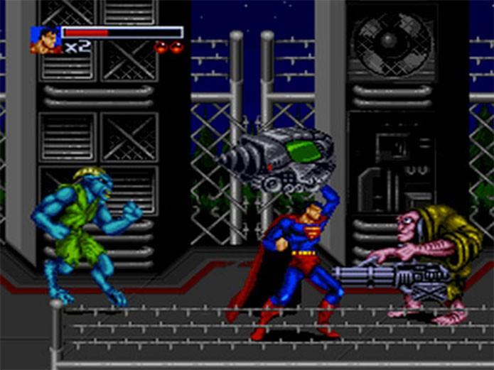 The Death and Return of Superman teve produção da Blizzard (Foto: Divulgação)