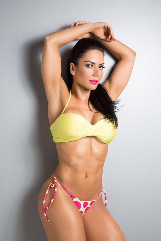 Graciella Carvalho  (Foto: Studio Woody / Ag Fio Condutor)