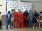 Suspeitos de furtos e roubos são presos em operação de Paracatu, MG