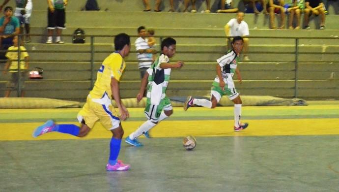 Futsal Roraimense Sub-17 (Foto: Tércio Neto)