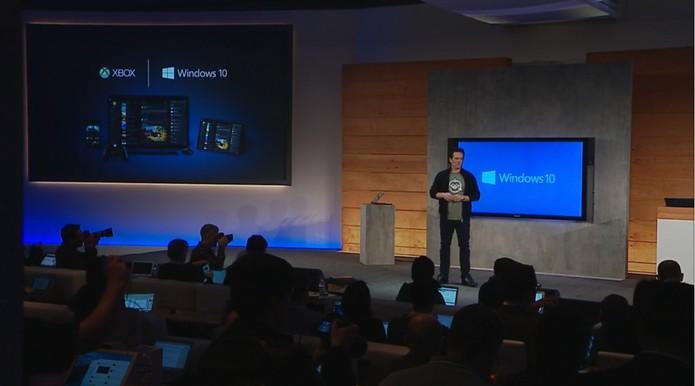 Windows 10 e Xbox App (Foto: Reprodução)