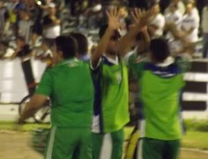 Treze x Sousa pelo Paraibano 2012 - 2ª fase (Foto: Silas Batista)
