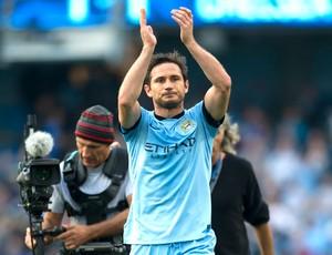 Lampard Manchester City x Chelsea (Foto: Agência AP)