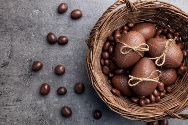 Ovo de páscoa proteico é rico em alimentos antioxidantes  (Foto: Getty Image )