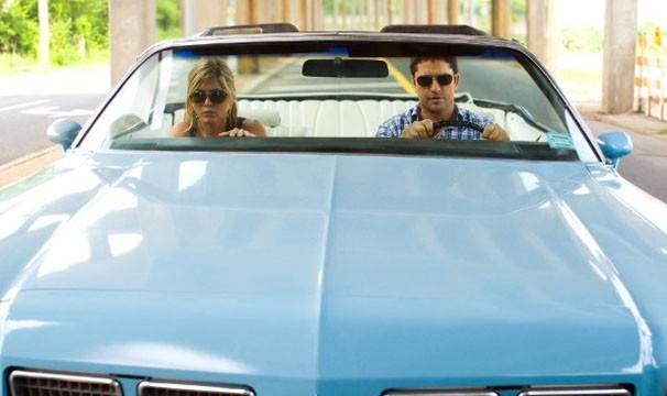 Filme traz Jennifer Aniston e Gerad Butler no elenco (Foto: Divulgação)