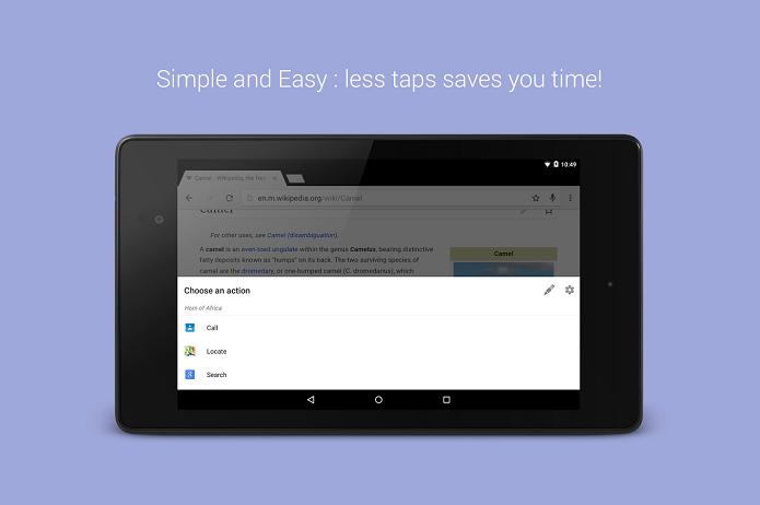 Easy Copy - 1-Tap Copy Paste é um app para facilitar a ação de copiar e colar no Android (Foto: Divulgação)