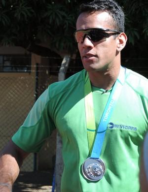 Bruno Lins (Foto: João Paulo Tilio / GloboEsporte.com)
