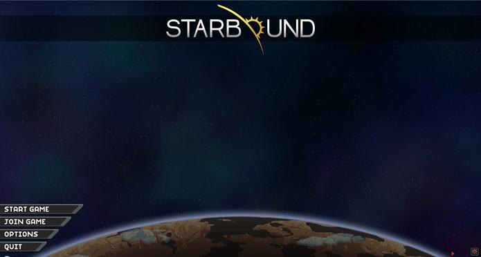 Starbound tem dois modos, campanha e multiplayer (Foto: Reprodução/Tais Carvalho)