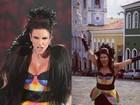 Drag queen viverá Ivete Sangalo em desfile da Grande Rio: 'Não vejo a hora'