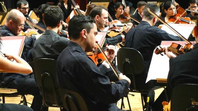 Rosa Passos e Orquestra Sinfônica de Santos - 4º Santos Jazz Festival  (Foto: Priscila Martinez)