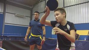 Amapá; Esporte; Tênis de Mesa (Foto: Reprodução/Rede Amazônica no Amapá)
