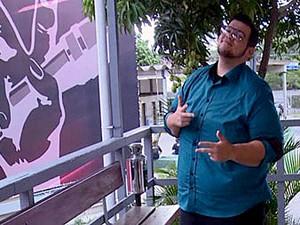 Lui Medeiros (Foto: The Voice Brasil/TV Globo)