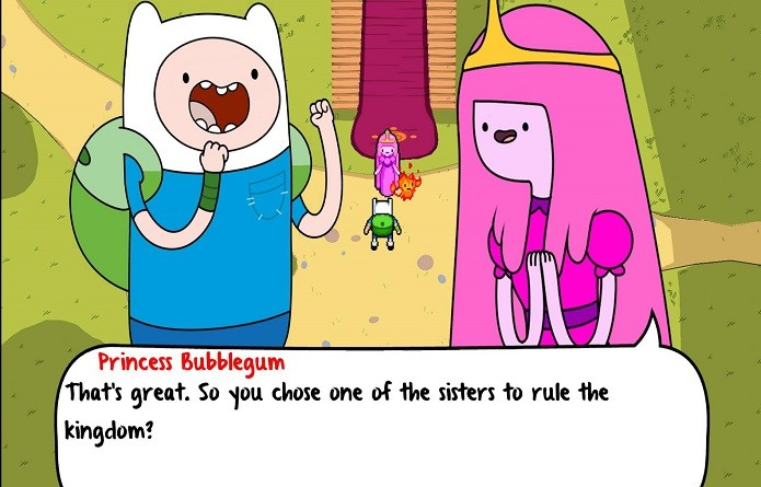 Review Adventure Time The Secret Of The Nameless Kingdom