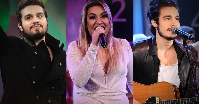 Melhores do Ano 2016 - Categoria Música do Ano (Foto: TV Globo)