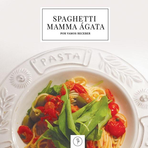 Vamos Receber: Spaghetti do fazendeiro (Foto: Karen Hofstetter / divulgação)