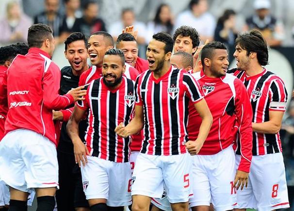O volante Souza foi convocado por Dunga para jogar pela seleção (Foto: Reprodução globoesporte.com)