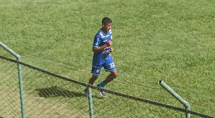 Maguinho Tupi-MG (Foto: Bruno Ribeiro)