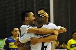 Apas Três Lagoas se despede com vitória da Superliga de futsal (Foto: Ricardo Artifon/CBFS)