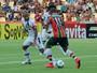 Sampaio perdeu últimos quatro jogos, sofreu dez gols e marcou apenas dois