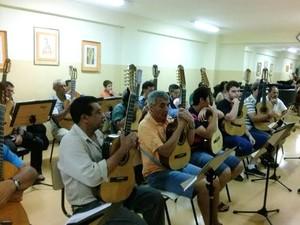 Grupo mantido pela Secretaria de Cultura foi formado em 2010 (Foto: Heloisa Luizari/Acervo Pessoal)