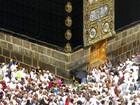 Muçulmanos concluem ritos da peregrinação anual a Meca