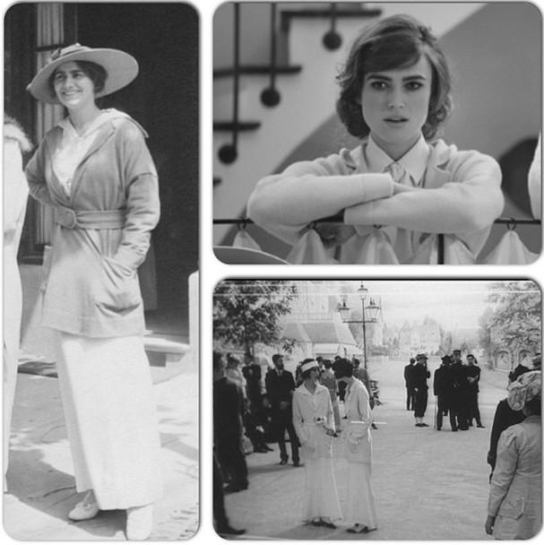 Chanel em primeira mão: Glamour estava lá!