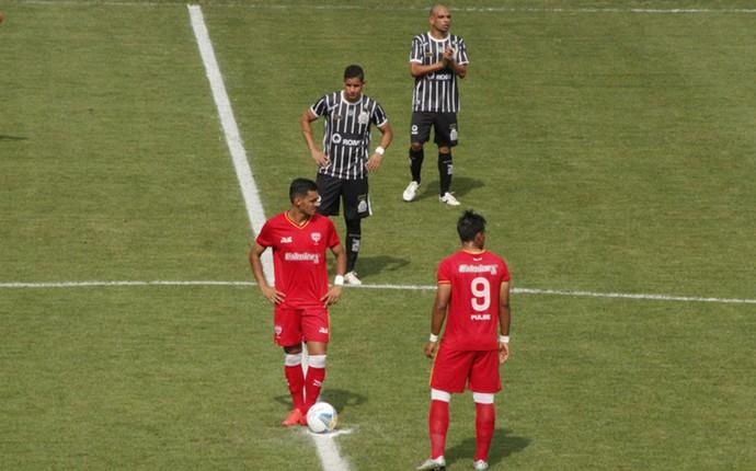 Audax x União Barbarense, Copa Paulista (Foto: Gabriela Montesano / Osasco Audax)