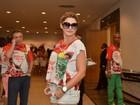 Quase rainha! Fontenelle fala sobre fantasia de R$ 50 mil para o carnaval