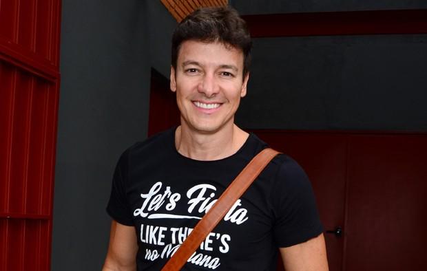 Rodrigo Faro (Foto: Eduardo Martins/AgNews)