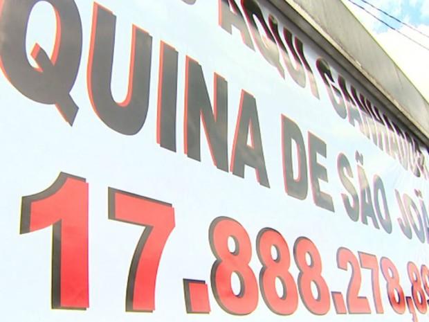 Ganhador de Colina foi um dos oito ganhadores na Quina de São João e receberá R$ 17,8 milhões  (Foto: Cláudio Oliveira/EPTV)