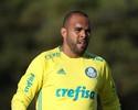 Alecsandro ganha mensagem de apoio dos companheiros no Palmeiras
