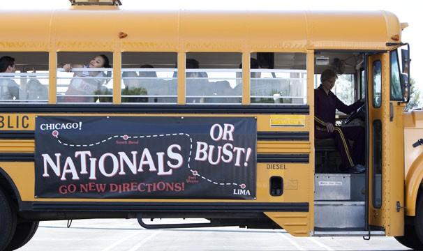 Novas Direções partem para Chicago para competir nas nacionais (Foto: Divulgação / Twentieth Century Fox)