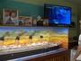 Artista paranaense leva dois anos para fazer réplica do navio Titanic