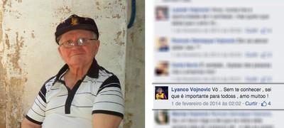 lyanco são paulo avô (Foto: Reprodução)