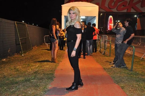 Antonia Fontenelle (Foto: Roberto Teixeira / EGO)