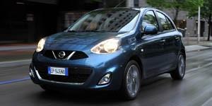 Nissan March 2014 (Foto: Divulgação)