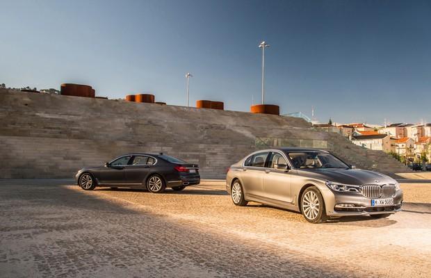 BMW e Uber se unem para lançamento do Série 7