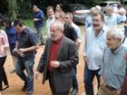 Eleição a gente perde uma e ganha outra, diz Lula