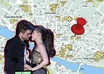 Robert e Kristen (Foto: Getty Images e Reprodução)