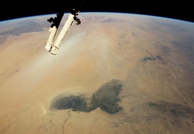 As 15 fotos mais incríveis da Terra vista do espaço em 2015